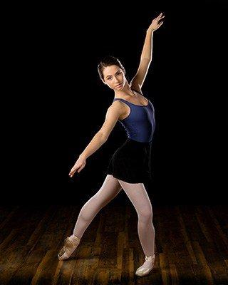Crystal Lake Senior Photos Pictures Dance Ballet nFocus