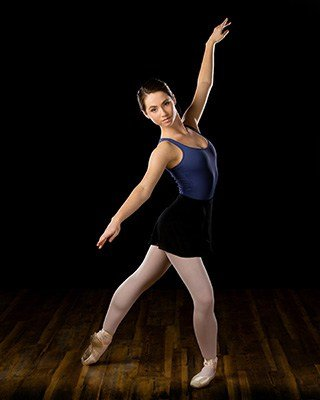 Crystal Lake Senior Photos Pictures Dance Ballet nFocus