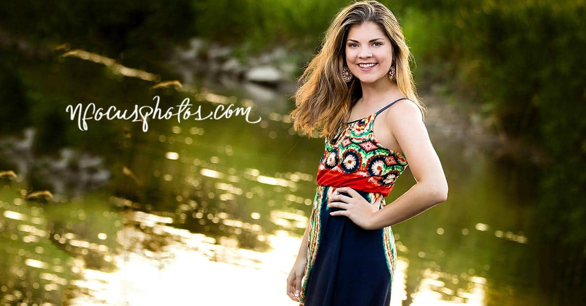Algonquin Senior Photo Shoot with nFocus Photos of Crystal Lake Illinois