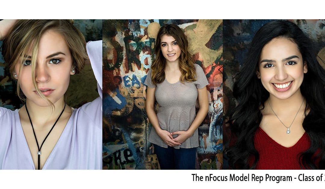 Just 5 spots remain in our model rep program for the Class of 2019