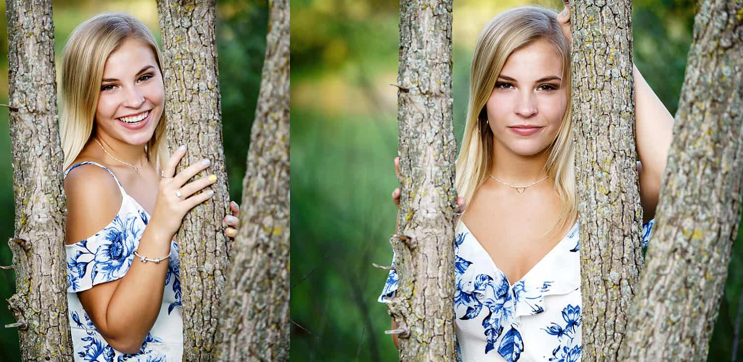 nfocus photos crystal Lake senior photographer Johnsburg Richmond IL senior photo shoot