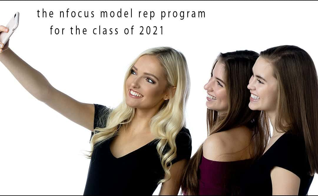 Class of 2021 – nFocus is looking for Model Reps!!